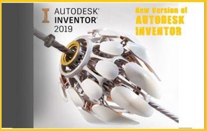 نسخه جدید اینونتور Autodesk Inventor 2019