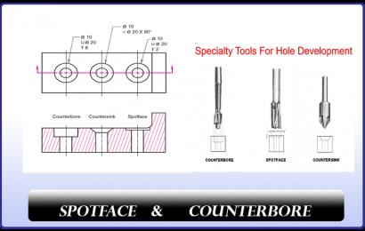 روشهای مختلف ایجاد سوراخ (Hole Tool)