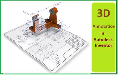 ۴ گام اصلی در تلرانس گذاری هندسی در محیط مدل و نقشه