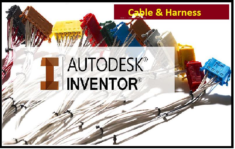 طراحی سیم بندی (کابل) در نرم افزار Autodesk Inventor