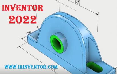 اینونتور ۲۰۲۲ و تازه های محیط نقشه